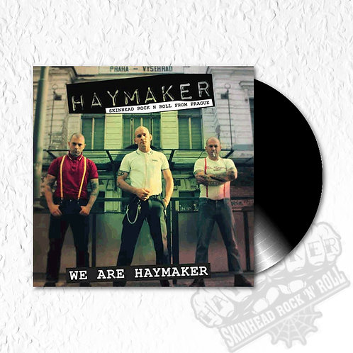 Haymaker - We are Haymaker LP (different colors)