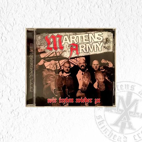 Martens Army - Wir treten wieder zu CD
