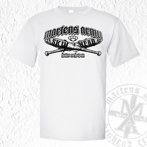 "Martens Army - ""Hassen macht Spass"" T-Shirt (different colors)"