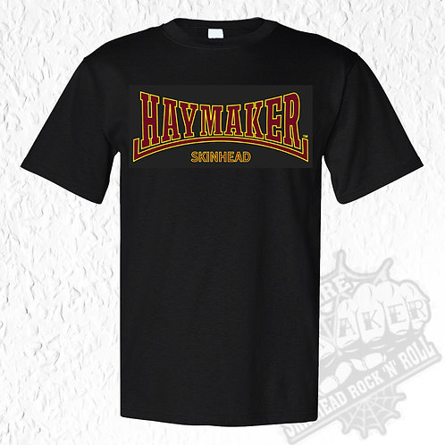 Haymaker - Lonsdale style T-Shirt