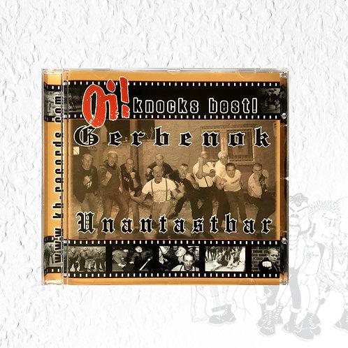 Gerbenok/Unantastbar -Split CD