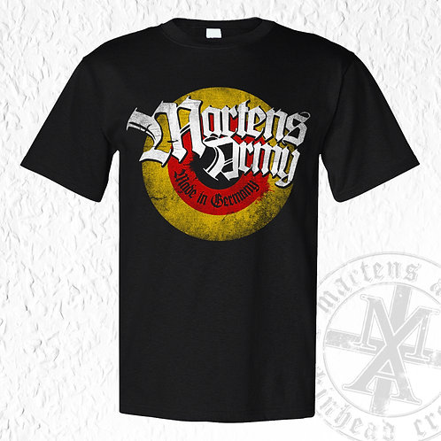 """Martens Army - """"made in Germany"""" T-Shirt"""