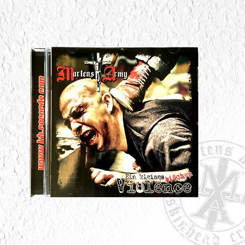 Martens Army -  Ein kleines bisschen Violence CD
