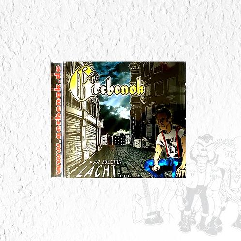 Gerbenok - Wer zuletzt lacht, CD