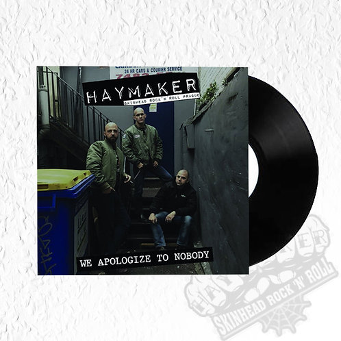 Haymaker - We apologize to nobody LP (different colors)