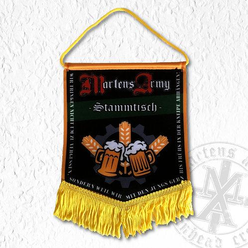 Wimpel Martens Army, Wir trinken nicht