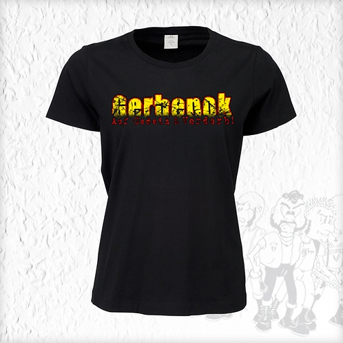 Gerbenok - Logo, Girlie Shirt