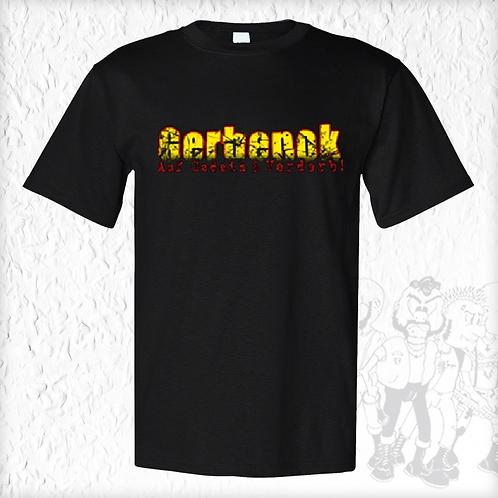 Gerbenok - Schriftzug, T - Shirt