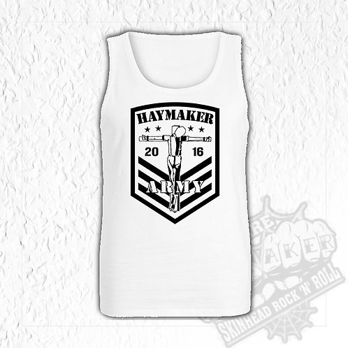 Haymaker - Army (Wifebeater)