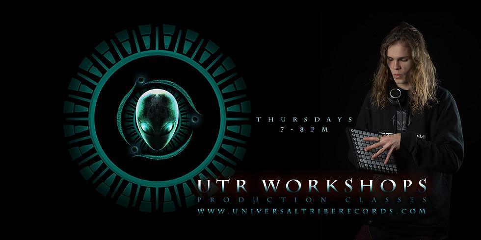 UTR Workshops Launch