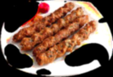 Chicken Kafta Kebob
