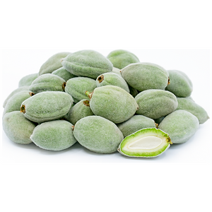 Fresh Green Almond