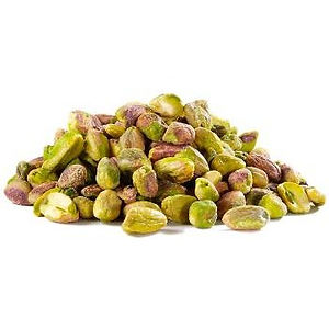 Unshelled Green Pistachio