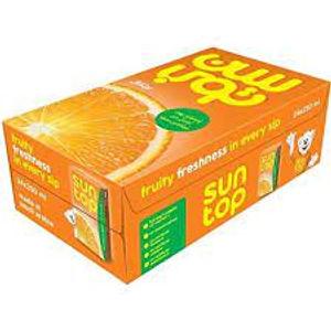 Sun Top Juice 250ml * 27 Pcs