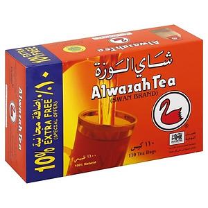 Alwazah Tea Bags 100Pcs