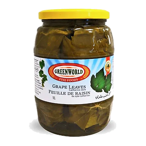 Greenworld Grape Leaves 1L