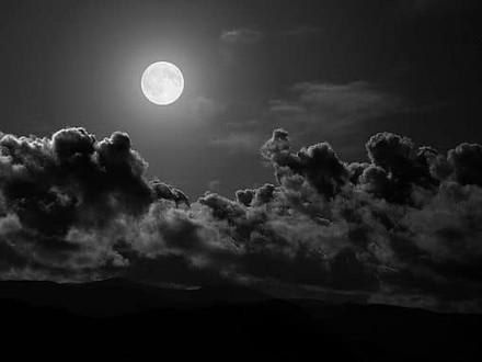 La última luna llena del año