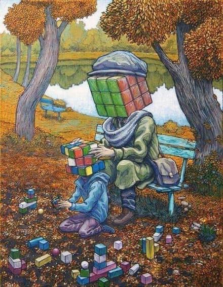 Que la creatividad crezca