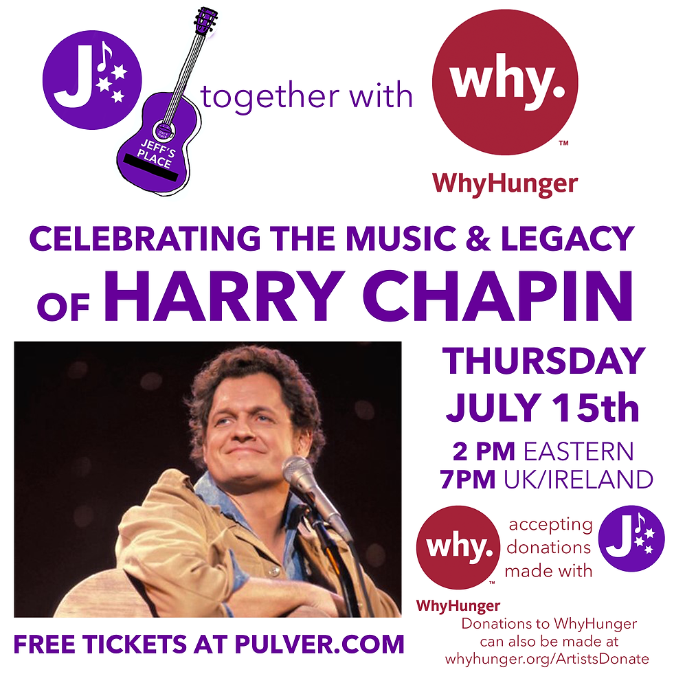 Harry Chapin and WhyHunger.png