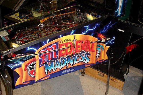 Medieval Madness - Williams - 1997