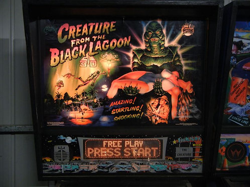 Creature from the Black Lagoon - Bally - 1992