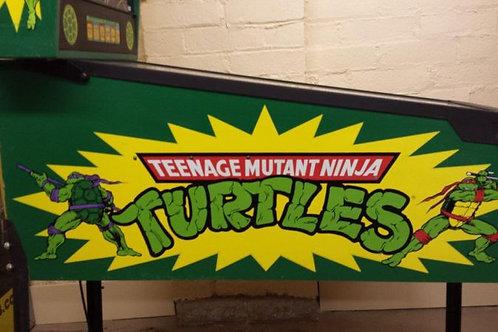 Teenage Mutant Ninja Turtles - Data East - 1991