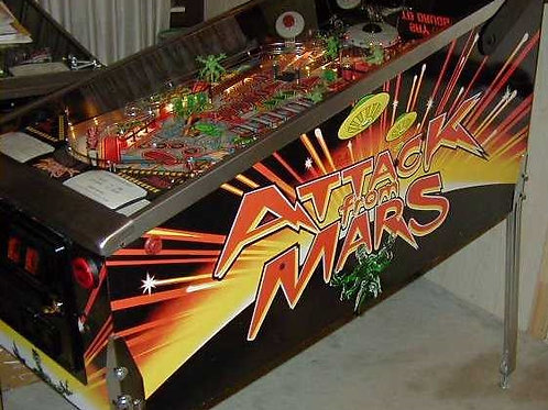 Attack from Mars - Bally - 1995