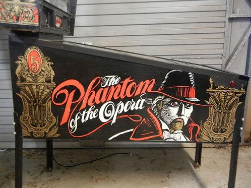 Phantom of the Opera - Data East - 1990