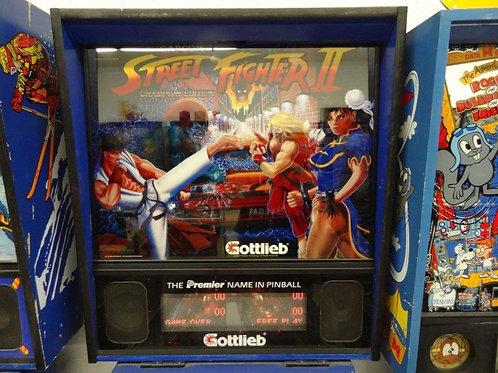 Street Fighter II - Gottlieb - 1993
