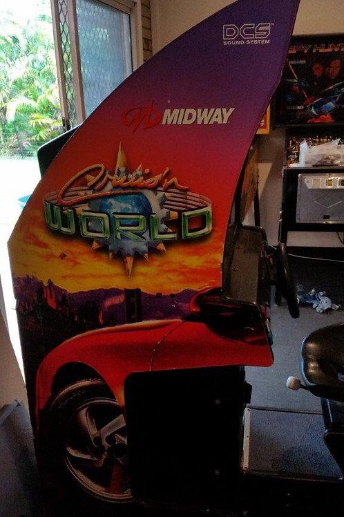 Midway - Cruisn World