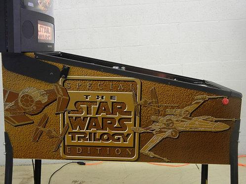 Star Wars Trilogy - Stern-Sega - 1997