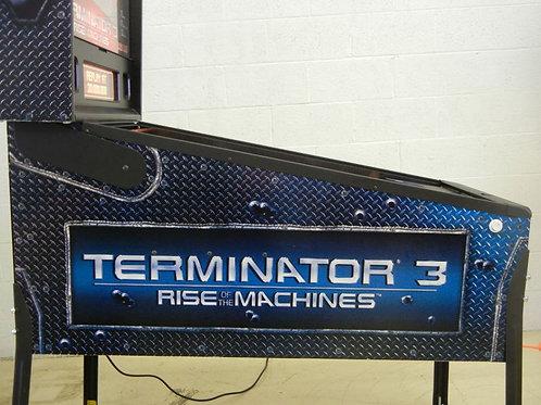 Terminator 3 - Rise of the machines - Stern - 2003