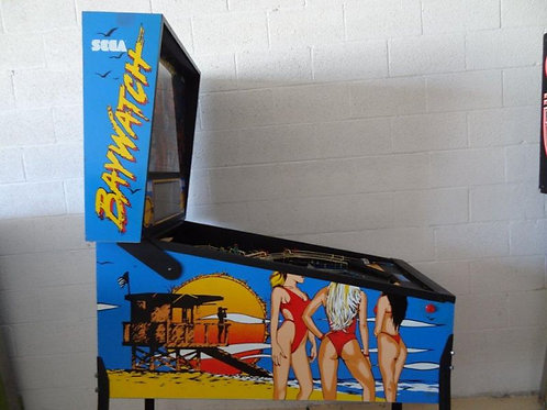 Baywatch - Stern-Sega - 1995