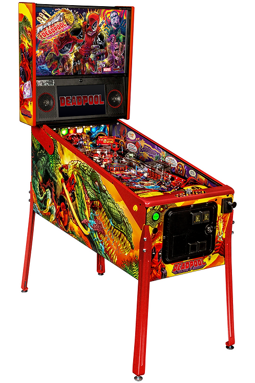 Deadpool (Limited Edition) - Stern Pinball - 2018