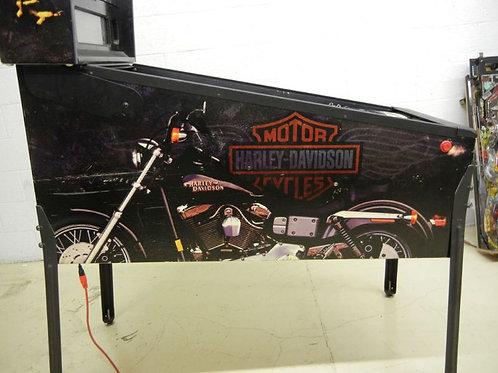 Harley Davidson - Stern - 1999