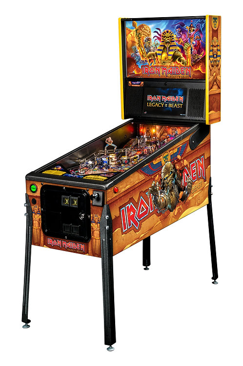 Iron Maiden: Legacy of the Beast (Premium/LE) - Stern Pinball- 2018