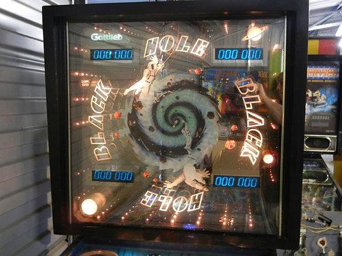Black Hole - Gottlieb - 1981