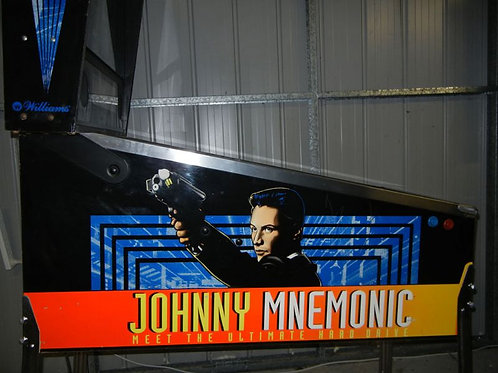 Johnny Mnemonic - Williams - 1995