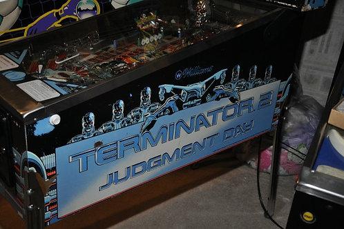 Terminator 2: Judgment Day - Williams - 1991