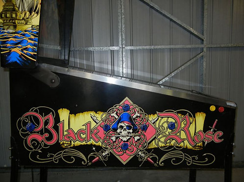 Black Rose - Bally - 1992