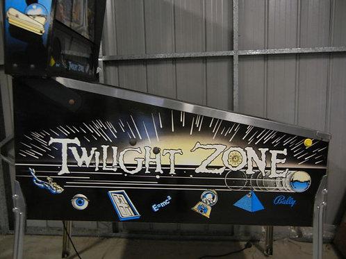 Twilight Zone - Bally -1993