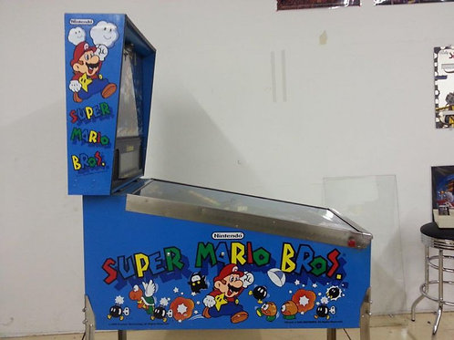 Super Mario Bros - Gottlieb - 1992
