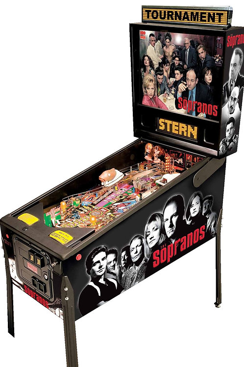 Sopranos - Stern, 2005