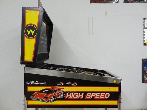 High Speed - Williams - 1986