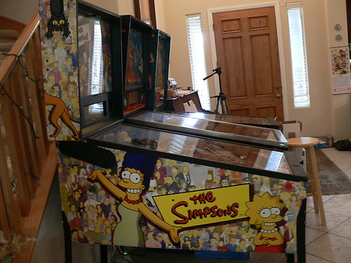 The Simpsons-Pinball Party - Stern - 2003