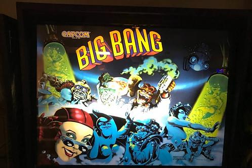 Big Bang Bar - CAPCOM- 1996