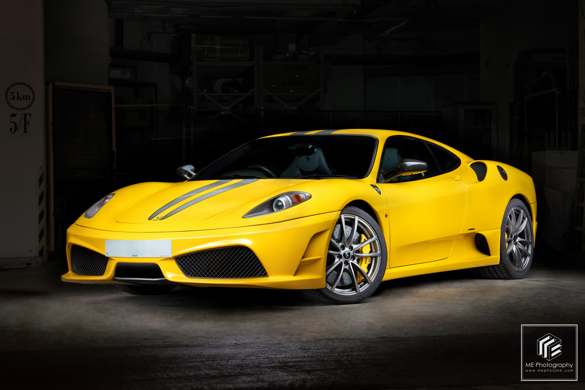Ferrari 430 SCUDERIA main ed5