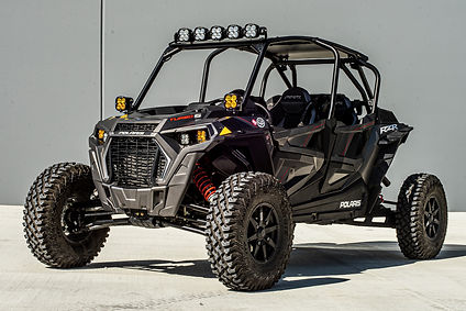 Baja designs france Polaris RZR Turbo S