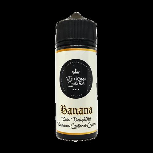 Banana Custard 50ml / 100ml Shortfill