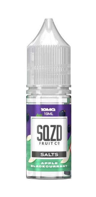 SQZD Salt Apple & Blackcurrant